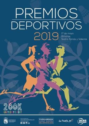 Fuenlabrada celebra esta tarde su Gala del Deporte