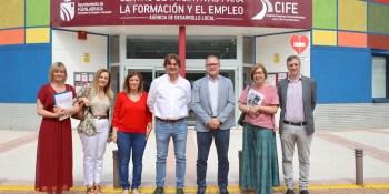 El director del SEPE se interesa por las políticas municipales de empleo