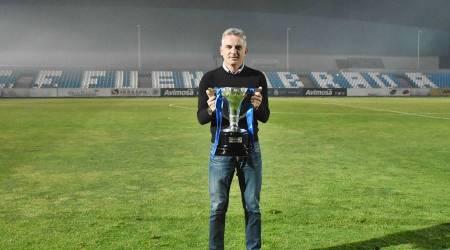 Melgar planifica el desembarco del Fuenla en Segunda División