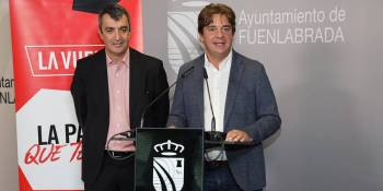 Presentación de la última etapa de La Vuelta Ciclista a España