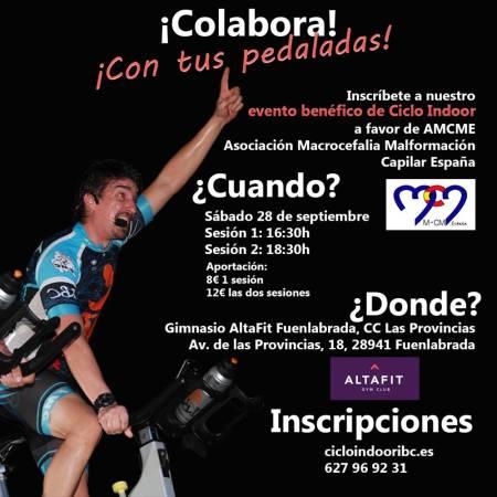 Nuevo Torneo Solidario del Club de Pádel Fuenlabrada