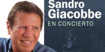 Actúa hoy a las 20:30h en el Teatro EDP Gran Vía de Madrid. Sandro Giacobbe regresa a los escenarios españoles. Ayer, 27 de octubre, estuvo en Elche y hoy de subirá a los escenarios de la capital. Comenzó su carrera musical a principios de la década de 1970
