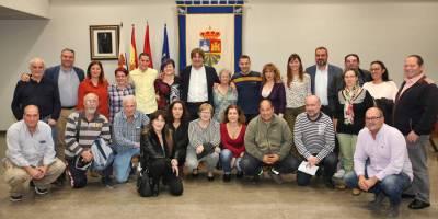 Ayala presenta CLAVES a los nuevos concejales y concejalas