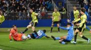 El Fuenla vence al Zaragoza y se coloca en segunda posición