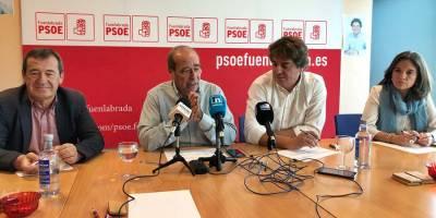 El psoe de Fuenlabrada presenta su agenda de la campaña electoral