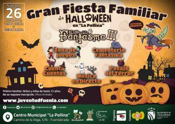 Gran Fiesta Familiar en Fuenlabrada