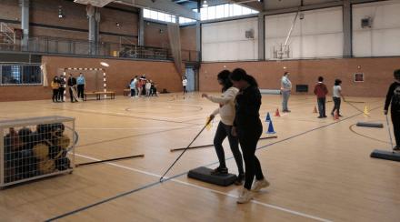 Nueva temporada del programa Imparables para deportistas con diversidad funcional