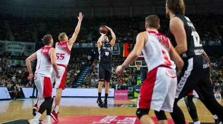 Un buen Montakit no puede con el juego exterior del Bilbao Basket