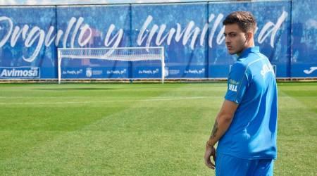 Sotillos firma por el Fuenla hasta la temporada 2021 - 2022