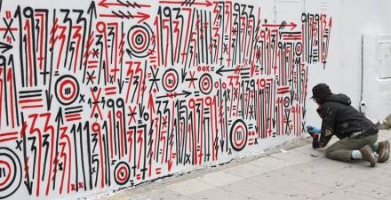 Una obra de Sixe Paredes se suma al Museo al Aire Libre de Fuenlabrada