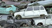 106 vehículos abandonados retirados por la Policía Local durante 2019