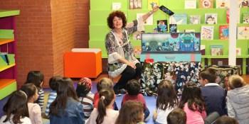 Fomento de la lectura y las bibliotecas municipales en el programa 'Cuánto cuento'