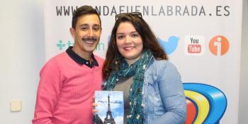 """Laura Carbonell presenta su libro """"París en el corazón"""""""