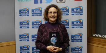 "Ana Matesanz presenta su libro ""Hijos de Gaia"""