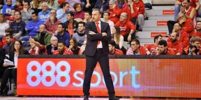 Jota Cuspinera deja de ser entrenador del Montakit Fuenlabrada