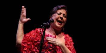 Carmen Linares: 'El flamenco es una de las músicas con más calidad'