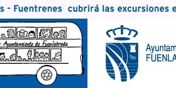 El programa Fuenbuses-Fuentrenes llega a más de 80 centros educativos