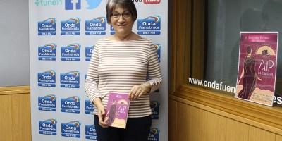 'Aip, la Tartesa', la nueva novela de Paloma Galindo
