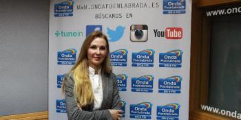 Patricia De Frutos, portavoz de Ciudadanos Fuenlabrada
