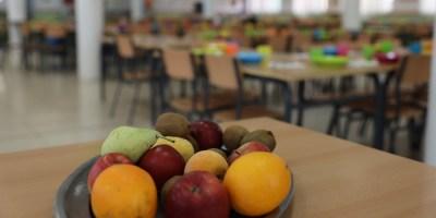 Los alimentos que quedaron en los colegios son entregados a ONG´s