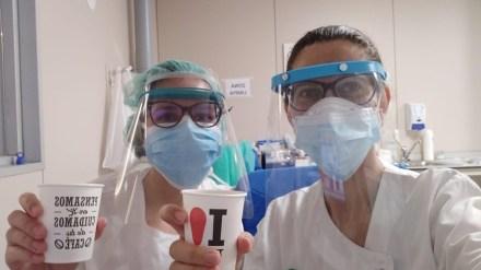 La Comunidad 3D ha fabricado ya 4.000 viseras de protección contra el coronavirus