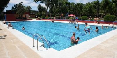 Mañana abre la piscina municipal a un 30 por ciento de su aforo