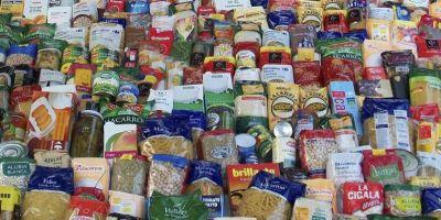 10.000 kilos de alimentos recogidos en la campaña de la Red Solidaria de Fuenlabrada