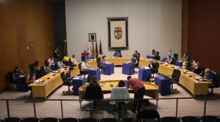 El Pleno apoya el Plan de Reconstrucción y Protección a la Ciudadanía