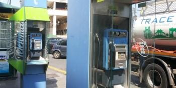 Fuenlabrada elimina las cabinas telefónicas de la vía pública