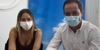 Noelia Núñez sustituye a Sergio López en la presidencia del PP en Fuenlabrada