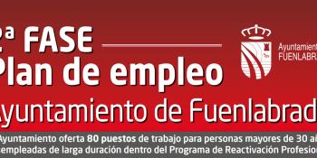 Hoy se incorporan los 80 desempleados de la segunda fase del Plan de Empleo