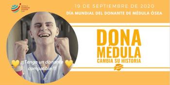Fuenlabrada colabora en la campaña de donación de médula ósea