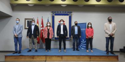 Los alcaldes del Sur piden a la presidenta regional una acción común y coordinada contra el Covid