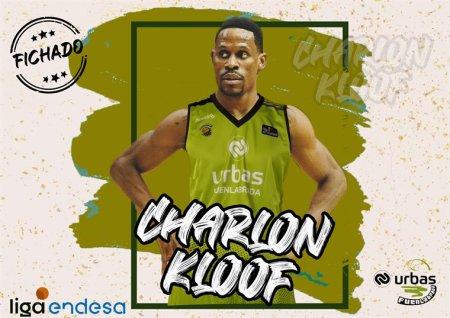 Charlon Kloof firma por un mes con el Urbas Fuenlabrada