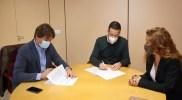 El Ayuntamiento firma nuevos convenios con entidades sociales