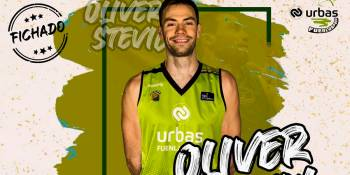 El serbio Oliver Stevic retorna al Urbas Fuenlabrada