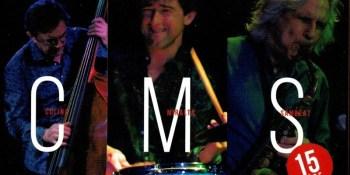 .El trio de jazz CMS presenta nuevo álbum