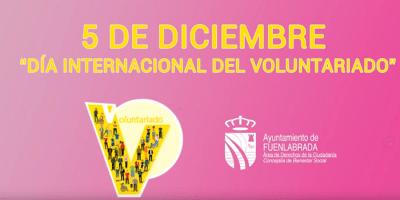 Fuenlabrada edita un vídeo para homenajear a los voluntarios y voluntarias
