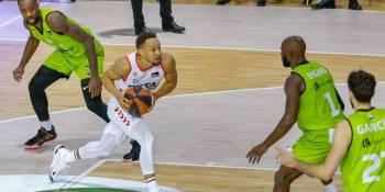 Dura derrota en casa para el Urbas Fuenlabrada ante Bilbao Basket