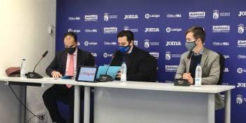 El Fuenla y la URJC firman un convenio de colaboración