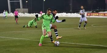 Esta vez los penaltis no sonrieron al CF Fuenlabrada