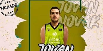 Jovan Novak se incorpora al Urbas Fuenlabrada hasta final de temporada