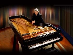 LLega a España el pianista Mario Parmisano