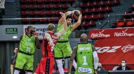 Urbas abandona el patrocinio del Baloncesto Fuenlabrada