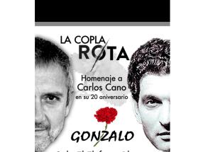 Gonzalo Benavides rinde homenaje a Carlos Cano