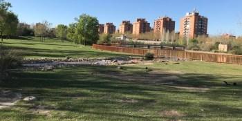Los parques de Fuenlabrada abrirán en los próximos días tras los trabajos de inspección por el temporal
