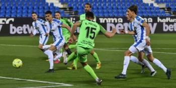 El Fuenla se reencuentra con el gol y la victoria frente al Leganés