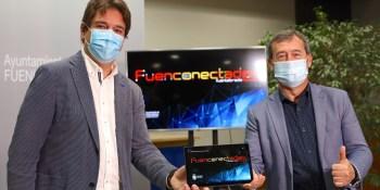 El Pleno aprueba una partida de 4,4 millones de euros para tablets en los centros y paliar los efectos de Filomena
