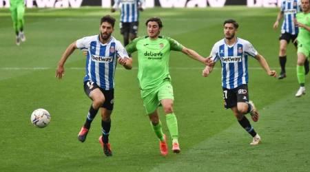 Alex Mula guió al Fuenla al triunfo ante el Málaga en La Rosaleda