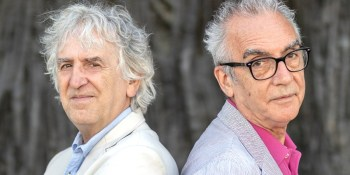 Juan José Millás y Juan Luis Arsuaga se dan cita esta tarde en el Café Literario